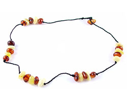 Art.E01 - Amber Necklace