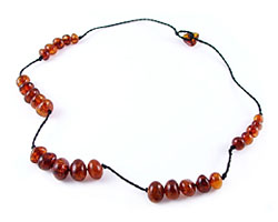 Art.E02 - Amber Necklace