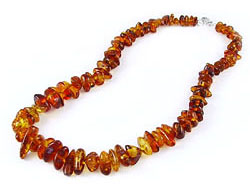 Art.AL01 - Amber Necklace
