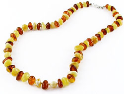 Art.AT05 - Amber Necklace