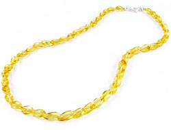 Art.C02 - Amber Necklace
