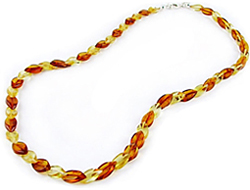 Art.C03 - Amber Necklace