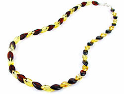 Art.C04 - Amber Necklace